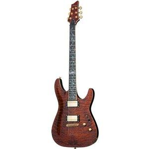 Schecter C-1 Classic Elektrische gitaar Antique