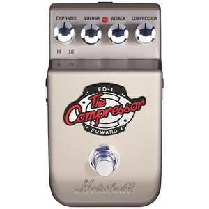 Marshall ED1 Effectpedaal Edward the Compressor