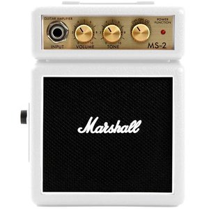 Marshall MS2W Micro amp White