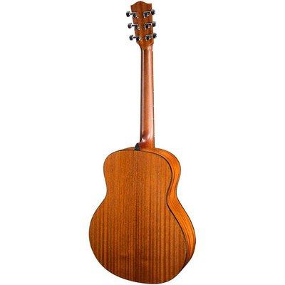Eastman ACTG1 Akoestische gitaar Travel Natural Satin +Gigbag