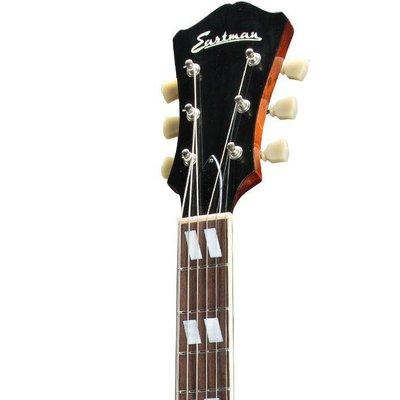 Eastman T49/v Hollowbody gitaar Antique Classic