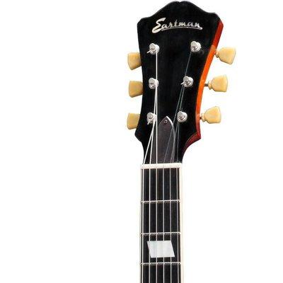 Eastman T64/v Hollowbody gitaar Antique Classic