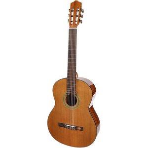 Salvador Cortez CC10L Klassieke gitaar Left Natural