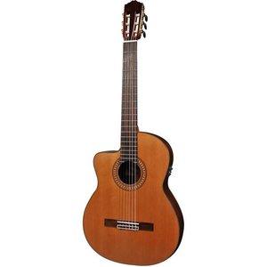 Salvador Cortez CC60LCE Klassieke gitaar Left