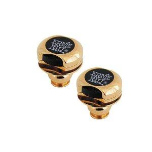Ernie Ball 4602 Strap Locks Gold