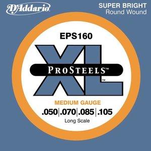 D'Addario EPS160 Snaren Pro Steels Medium