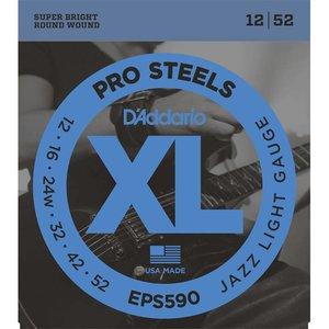 D'Addario EPS590 Snaren Pro Steels Jazz Light