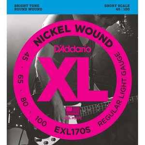 D'Addario EXL170S Snaren Nickel Wound Regular Light