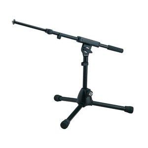K&M 25950 Microfoonstandaard Laag Black
