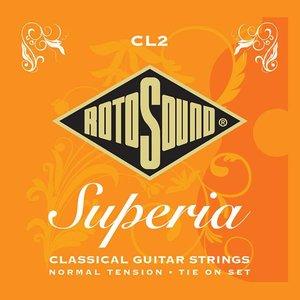 Rotosound CL2 Nylon gitaarsnaren Superia Normal Tension