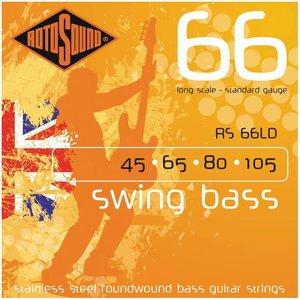 Rotosound RS66LD Bassnaren Swing Bass Standard