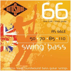Rotosound RS66LE Bassnaren Swing Bass Heavy