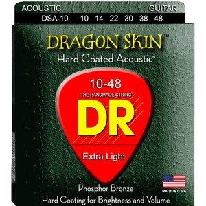 DR Strings DSA-10 Snaren Dragon Skin Extra Light
