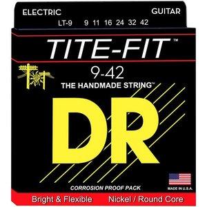DR Strings LT-9 Snaren Tite-Fit Lite