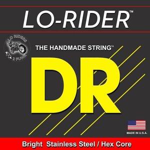 DR Strings MH5-130 Snaren Lo-Rider Medium 5