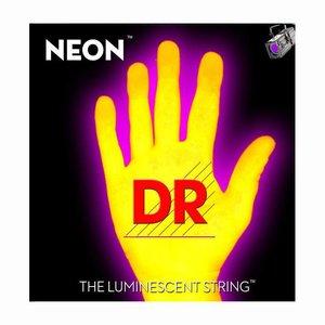 DR Strings NYB5-45 Snaren Neon Yellow Medium 5