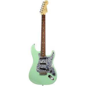 Fender Stratocaster Hot Rails Surf Green