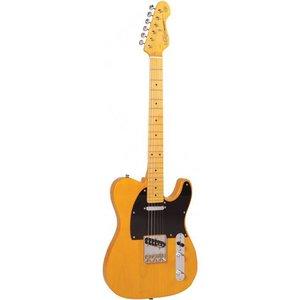 Vintage V52BS Elektrische gitaar Butterscotch