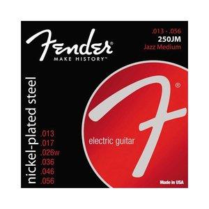 Fender 250JM Snaren Super 250s Jazz Medium