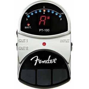 Fender PT100 Pedaal Stemapparaat Chromatisch