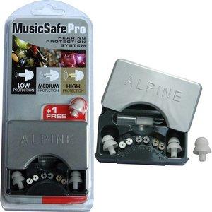 Alpine MusicSave Pro Earplugs White