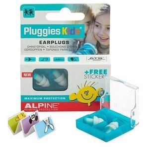 Alpine Pluggies Kids Oordoppen (3-12 Jaar)