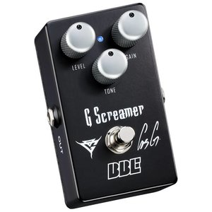 BBE Sound OG-1 G Screamer Effectpedaal Overdrive