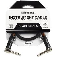 Roland RIC-B1AA Gitaarkabel 30cm Black Series