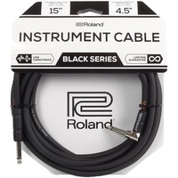 Roland RIC-B15A Gitaarkabel 4.5m Black Series