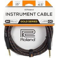Roland RIC-G15 Gitaarkabel 4.5m Gold Series