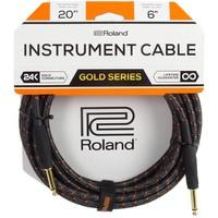 Roland RIC-G20 Gitaarkabel 6m Gold Series