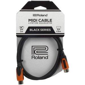 Roland RMIDI-B3 Black Series Midikabel 1m