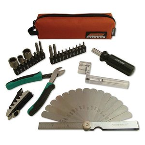 CruzTools GrooveTech GTSH1 Stagehand Compact Tech Kit