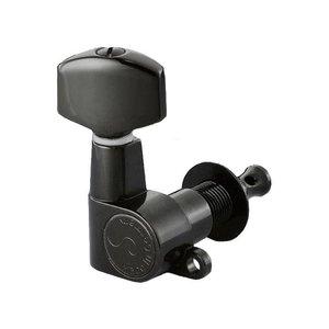 Schaller 1508 Stemmechanieken M6B Mini Black 6L