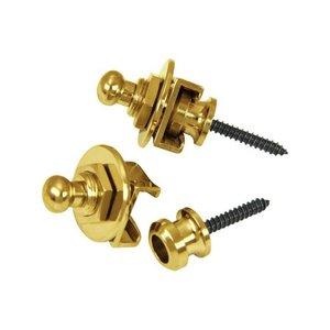 Schaller 447 Security lock Gold