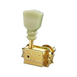 Schaller 521 Stemmechanieken ST6KG Gold 3L+3R