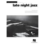 JAZZ PIANO SOLOS - LATE NIGHT JAZZ