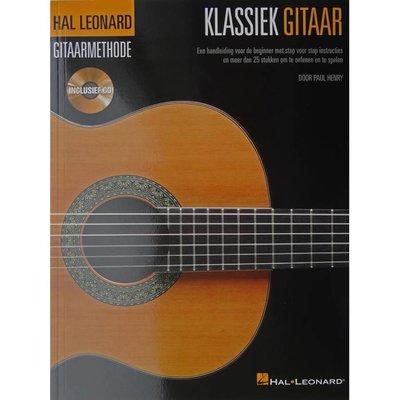 HAL LEONARD GITAARMETHODE KLASSIEK GITAAR +CD