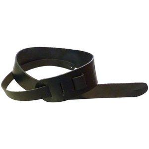 Liam's Custom Gitaarband Leder Black
