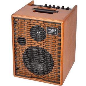 Acus ONE-5TB Akoestische gitaarversterker Wood
