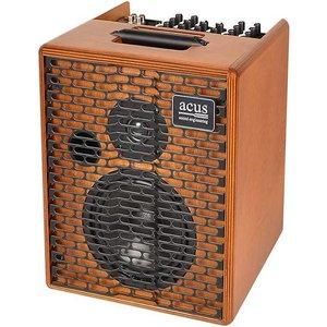 Acus ONE-6T Akoestische gitaarversterker Wood
