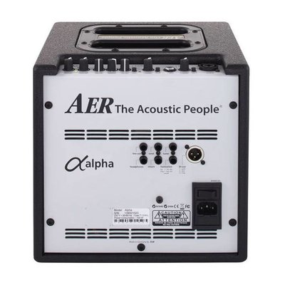 AER Alpha Acoustic Guitar Combo
