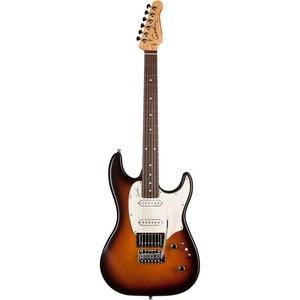 Godin Session Elektrische gitaar RN Vintage Burst SG