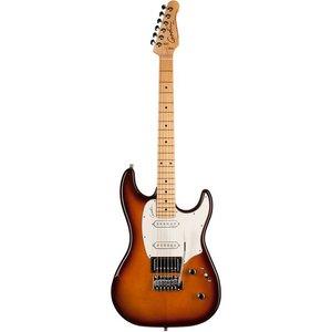 Godin Session Elektrische gitaar MN Lightburst HG