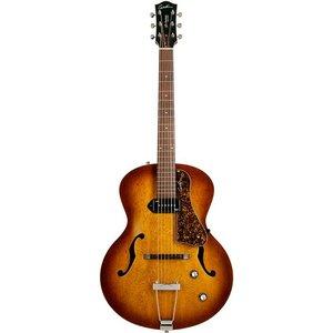 Godin 5th Avenue Kingpin P90 Hollowbody gitaar Cognac Burst
