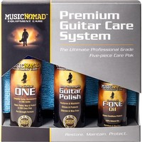 Music Nomad MN108 Premium Guitar Care System
