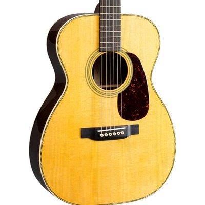 Martin 00-28 (2018) Akoestische gitaar Grand Concert Natural +Case