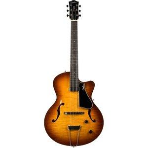 Godin 5th Avenue Jazz Hollowbody gitaar Sunburst HG