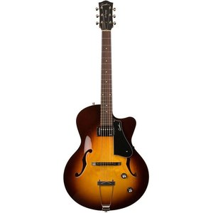 Godin 5th Avenue Composer Hollowbody gitaar Sunburst GT