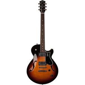 Godin Montreal Premiere Hollowbody gitaar Sunburst GT